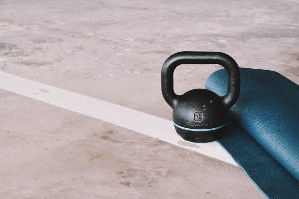 Chloe Ting Ab Workout mat
